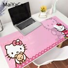 Hello Kitty Wide Big Long Nonslip Mouse Desk Pad Cute Computer Accessory
