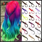 New Women Hair pieces clip Extensions 2color Hairstyle Beauty salon Hair Pieces