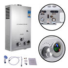 Marada Tankless Water Heater Natural Gas Adjustable Portable Indoor Outdoor RV