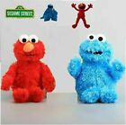 New Sesame Street Large Elmo and Cookie Monster Soft Plush Toys 30cm Kids Toy