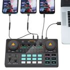 MAONOCASTER AM200-S1 All-in-on Microphone Mixer Kit Sound Card Audio Podcaster