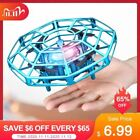 Katlot Mini UFO RC Drone Infraed Deal out Sensing Aircraft Quadcopter