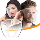 Clear Face Shield Washable Reusable Face Mask Safe Protective For Adult Unisex