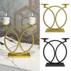 Free Standing Candle Holder Round Wedding Party Home Decor Craft Living Room