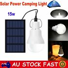 15w solar panel power light bulb energy saving led lamp for outdoor camping tent