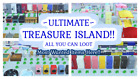 Best Treasure Island Animal Crossing Acnh ALL YOU CAN LOOT