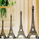 Durable Retro Statue Figurine Eiffel Tower Model Home Car Decor Gifts