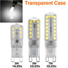 1-10PACK G9 LED Bulb Dimmable 3W 5W 7W Bi-Pin Base for 20W/40W/60W Halogen Bulb