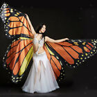 Butterfly Wing Shawl Large Princess Isis Wing Halloween Festival Pixie