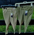 NWT ARIAT ALL CIRCUIT Girls Size 6 Side Zip Stretch Horse Riding Breeches Pants