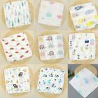 Baby Infants Face Washers Hand Towels Cotton Wipe Wash Cloth Gift Nursing Towel
