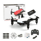 LF606 FPV Wifi RC Drone With HD Camera Aircraft Foldable Quadcopter Selfie Toys