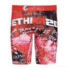 Mens Ethika Boxer Brief Underwear The Staple Size Large