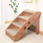 Pet Stairs Folding Dog Cat Animal Step Ramp Ladder Plastic Portable for Tall Bed