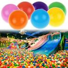 100Pcs 5.5/7/8cm Colorful PE Ocean Ball Soft Baby Kids Funny Swim Pit Pool Toy