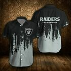 Las Vegas Raiders Football Summer Shirts Men's Casual Short Sleeve Slim T-Shirt1