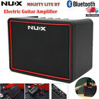 NUX MIGHTY LITE BT Portable Electric Guitar Amplifier Amp Box Bluetooth 110-240V