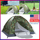 3-4 Person Camping Dome Tent Camouflage 2021 US