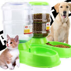 3.5L Large Automatic Food Water Dispenser Dish Bowl Feeder for Pet Dog Puppy Cat