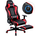 GTRACING Gaming Music Chair w/Bluetooth&Footrest Speakers Video Chair 【Patented】