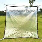 Cloth Bird Proof Windshield Insulation Shed Tool Tarpaulin Film Canopy