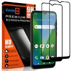 Tempered Glass [1-3pcs] for Cricket Influence/AT&T Maestro Plus Screen Protector