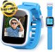 Vakzovy Kids Smart Watch Toys for 3-10 Year Old Boys HD Touchscreen Blue