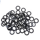 30Pcs Roman Curtain Decoration Accessories Plastic Rings Eyelets For CurtainD$N