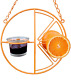 Heath Outdoor Products Cf-133 Clementine Oriole Feeder photo