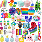 1-10Figet Toys Anti Stress Toy Set Adults Kids Sensory Antistress Relief Toys US
