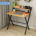 Folding Home Office Desk Study Desk Simple Laptop Writing Table Modern Furniture