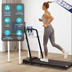 3.00~2.25HP Folding Electric Treadmill Running & Walking Machine Keep Fit 2in1! photo