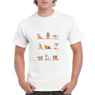 Funny Bulldog Yoga Classic T-Shirt Cute Dog Gift for Dog Lover Unisex Shirt HOT!