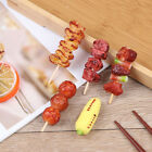 1Pcs Cute Mini Play Toy BBQ Simulation Food Miniature For Doll House Toy IJc VV