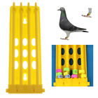 Pigeon Parrot Leg Ring Stand Bird Training Articles Foot Ring Holder Band RVV