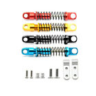 Metal Rear Axle Shock Absorber Set Upgrade Parts For 1/10 Wpl D12 Rc Truck Car