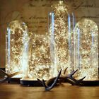Copper Wire Battery Box USB Garland LED Home Decoration Indoor Outdoor Function