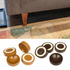Non-Skid Furniture Wheel Caster Cups Coasters for Chair Sofa Bed Cribs