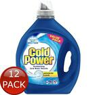COLD POWER LAUNDRY LIQUID ADVANCED CLEAN 4L BOTTLE DETERGENT SOAP STAIN REMOVAL