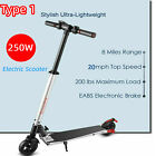 Adults Electric Scooter 500W Foldable 10