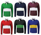 School Uniform Rugby Shirt / Jersey - Many Colours - Adult Sizes - Top Quality