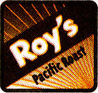 ROYAL KONA COFFEE ROY'S PACIFIC ROAST 3 / 8 OZ BAGS