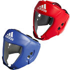 NEW ADIDAS AIBA LICENSED BOXING MATCH PRATICE PROTECTIVE HELMET HEAD GUARDS