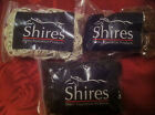 Shires horse mane rubber plaiting elastic bands - pack of 500.
