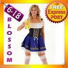 8046 Womens Beer Maid Wench German Oktoberfest Costume