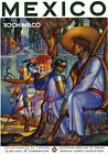 T61 Vintage Mexico Mexican Travel Poster A1 A2 A3