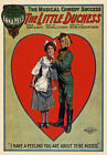 TH39 Vintage 1900's Musical Theatre Poster Art A1 A2 A3