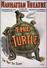 TZ14 Vintage The Turtle Comedy Theatre Poster A1 A2 A3