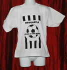 NEW Newcastle Pride of the North White T Shirt Sizes 2 to 12 years Available