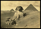 PH02 Vintage 1800's Photo Egypt Egyptian Sphinx Pyramids Poster Re-Print A3/A2